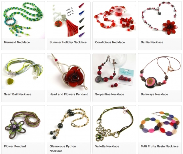 New Bead Jewelry Ideas